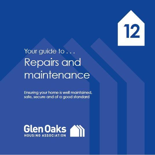 12 - Repairs and maintenance image