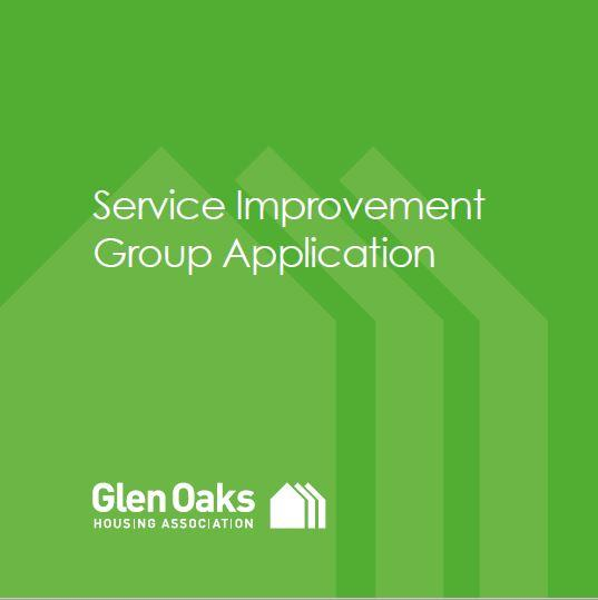 7b - Service Improvement Group application image